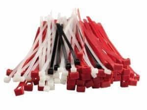 Kabelbinder Sonderanwendungen