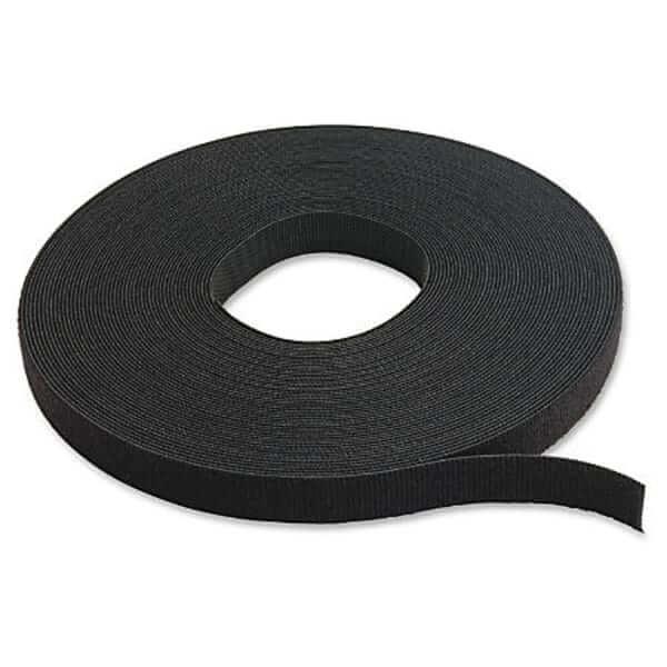 Klettband schwarz 1