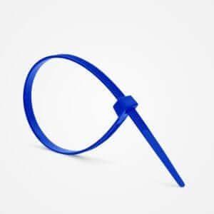 kabelbinder blau