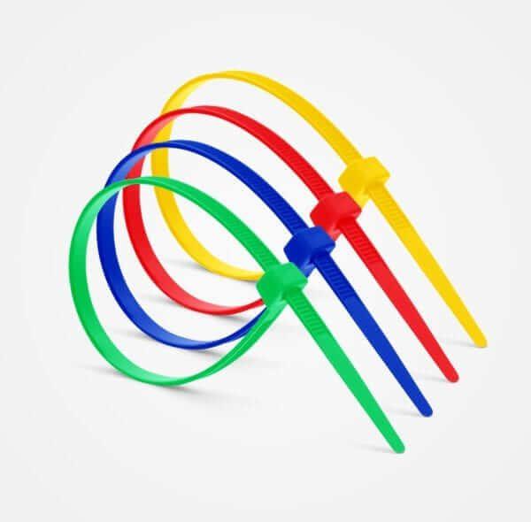 kabelbinder verschiedene farben