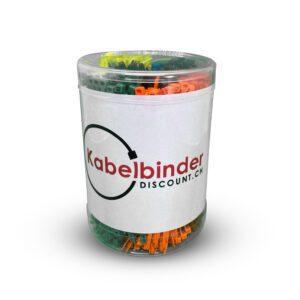 kabelbinder box farbig klein