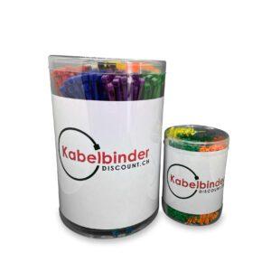 kabelbinder box farbig